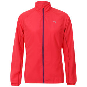 Puma Women's Drycell Warm Up Jacket - Pink