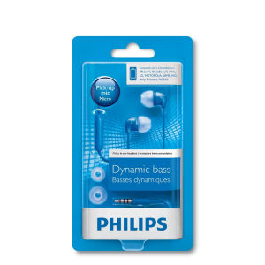 Philips SHE3595BL/00 Earphones - Blue