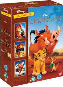 The Lion King 1-3