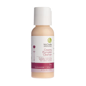 MyChelle Creamy Pumpkin Cleanser (60ml)