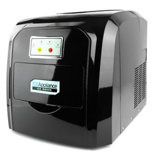 Compact Ice Maker - Black