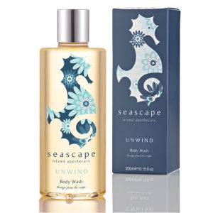 Seascape Island Apothecary Unwind Body Wash (300 ml)