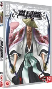 Bleach - Series 12: Part 3 - Zanpakuto: The Alternate Tale