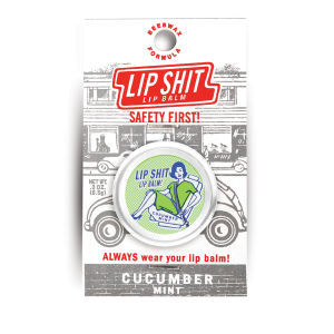 Lip Sh*t Lip Balm - Cucumber and Mint