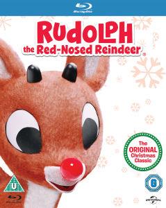 Rudolph das Rentier mit der roten Nase