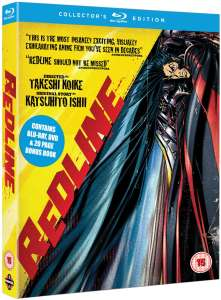 Redline - Double Play (Blu-Ray and DVD)