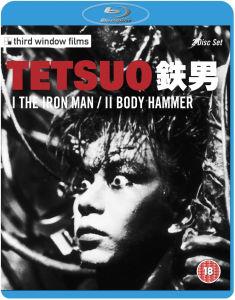 Tetsuo: The Iron Man / Tetsuo 2: Body Hammer