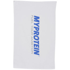 Myprotein Sweat Towel - White