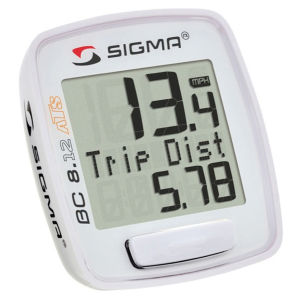 Sigma Sport BC 8.12 ATS Wireless Cycle Computer