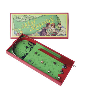 Midget Bagatelle - Retro Board Game