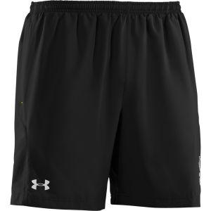 Under Armour Men's Escape 7'' Solid Shorts - Black
