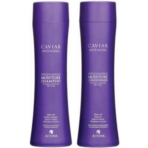 Alterna Caviar Seasilk Moisture Shampoo and Conditioner (250ml)
