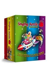 The Singing Kettle - DVD Box Set