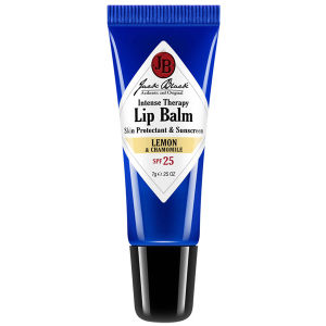 Jack Black Intense Therapy Lip Balm SPF25 with Lemon & Chamomile 7g