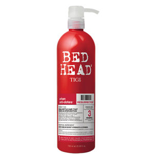 Tigi Bed Head Resurrection Shampoo Level 3 Urban Antidotes - 750ml