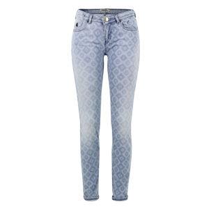 Maison Scotch Women's 85704 La Parisienne Skinny Jeans - Laser Print