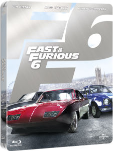 Fast and the Furious 6 - Beperkte Editie Steelbook