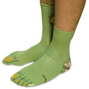 Silly Socks Zombie