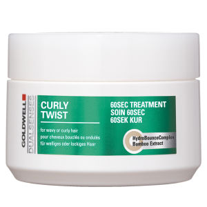 Tratamiento de 60 segundos Curly Twist de Goldwell Dualsenses (200 ml)