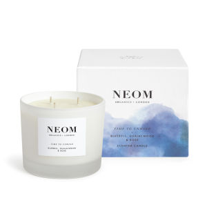 NEOM Organics Time to Unwind Luxury Scented Candle
