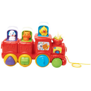 Vtech Pop-Up Freinds Train