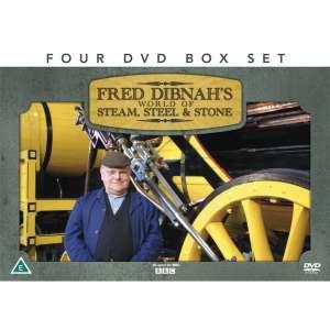 Fred Dibnahs: World Of Steam - Gift Box