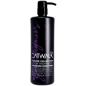 Tigi Catwalk Your Highness Nourishing Conditioner - 750ml
