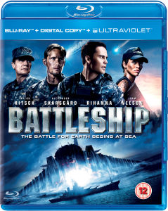 Battleship (Bevat Digital en UltraViolet Copies)