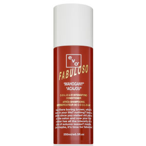 Evo Fabuloso Colour Intensifying Conditioner Mahogany (250ml)