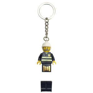 LEGO Minifigure 8GB USB Flash Drive - Fireman