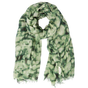 American Vintage Women's Caldwell Scarf - Military Mist