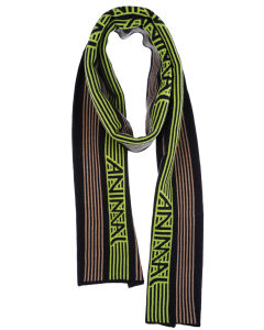 Animal 'Swabian' Engineered Stripe Scarf