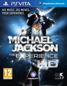 Michael Jackson: The Experience (Vita) PAL UK