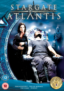 Stargate Atlantis - Season 3 Vol. 4