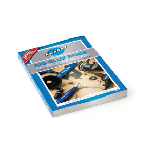 Park Tool BBB3 - Big Blue Book of Bicycle repair Volume III