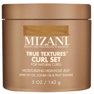 Mizani True Textures Curl Set Moisturizing High-Hold Jelly 142g
