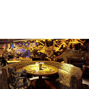 50% off Shaka Zulu Three Course Meal with a Cocktail for Two