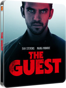 The Guest - Zavvi exklusives Limited Edition Steelbook Blu-ray