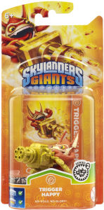 Skylanders: Giants: Single Character - Trigger Happy
