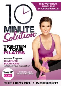 10 Minute Solution - Tighten and Tone Pilates with Ben