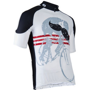 Sugoi Handlebar Jersey - Black/White