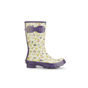 Barbour Women's Low Print Wellies - Mill Stream