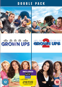 Grown Ups 1 en 2 (Bevat UltraViolet Copy)