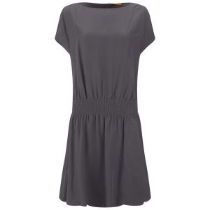 BOSS Orange Women's Aethna W Dress - Charcoal