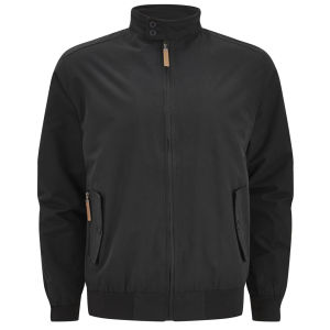 Soul Star Men's Hayes Sync Jacket - Black