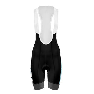 Primal Women's Petal Bib Shorts - White/Blue/Black