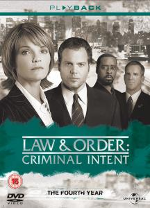 Law And Order - Criminal Intent - Series 4 - Complete