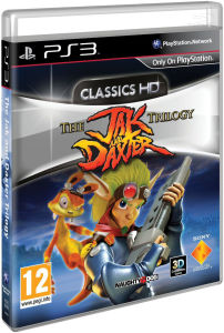 The Jak and Daxter Trilogy: HD Classics PAL UK