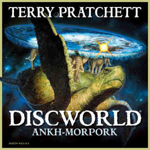 Terry Pratchetts Ankh Morpork Discworld Board Game
