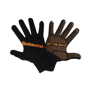 Continental Knitted Cycling Gloves (Full Finger)